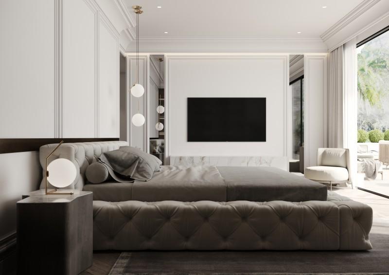 Lomas Villas render Interior 14