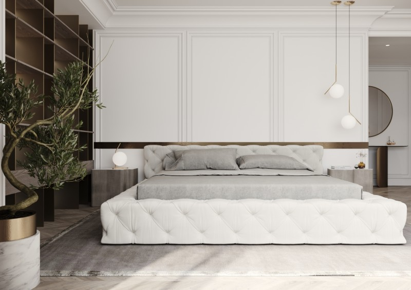 Lomas Villas render Interior 15