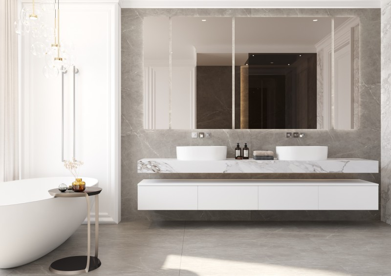 Lomas Villas render Interior 19