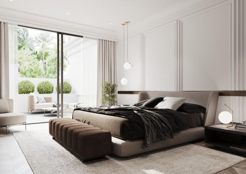 Lomas Villas render Interior 24