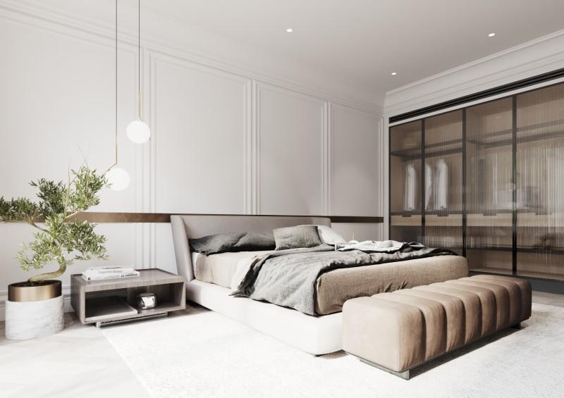 Lomas Villas render Interior 25