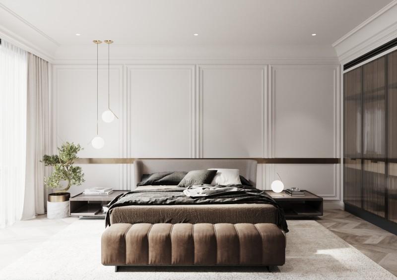 Lomas Villas render Interior 26