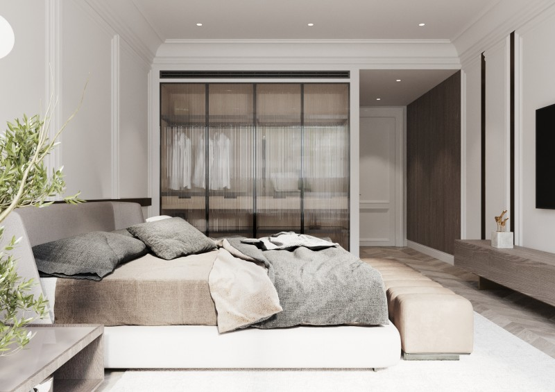 Lomas Villas render Interior 27