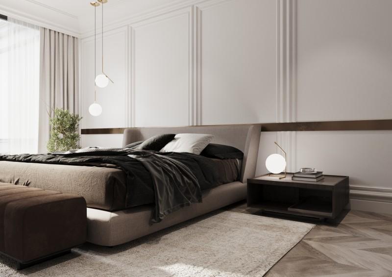 Lomas Villas render Interior 29