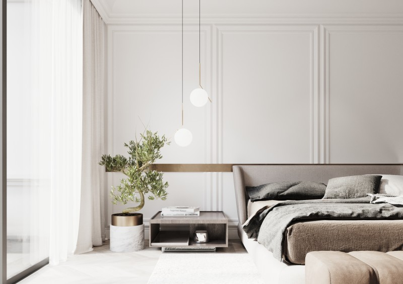Lomas Villas render Interior 31