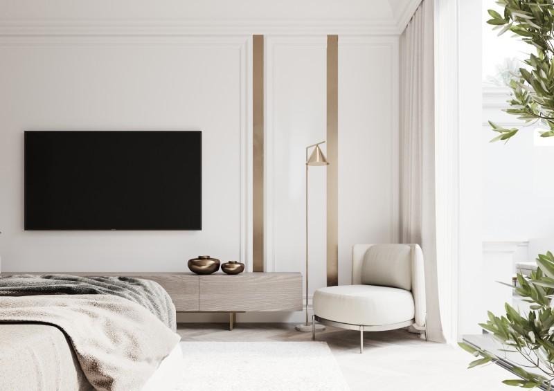 Lomas Villas render Interior 32