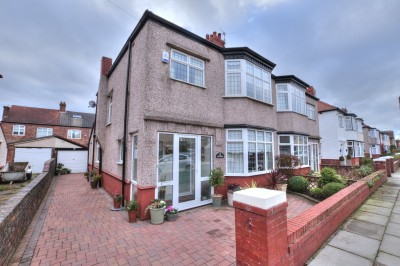 Duddingston Avenue, Crosby, lovely family home, excellent school catchment area, light & spacious, neutrally decorated, mature rear garden, long driveway, garage.