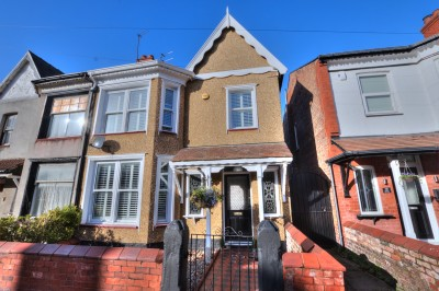 Brookfield Avenue, Crosby - a delightful character semi detached house, heart of Crosby - close to shops and amenities, garden, four bedrooms, no chain.