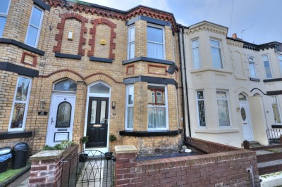 Corona Road, Waterloo - character mid terraced home, beautifully presented, modern kitchen and bathroom, close all amenities, no chain.