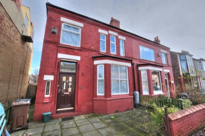 Whitham Avenue, Crosby - spacious character semi detached house, quiet cul-de-sac, close to local amenities and schools, no chain, long rear garden, driveway to front, requires some updating.