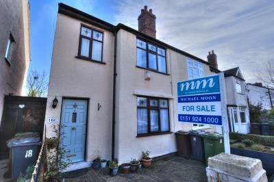 Moorgate Avenue, Crosby - charming end terraced house, quiet location, excellent school catchment area, good size rear garden, neutrally decorated and ready to move in.