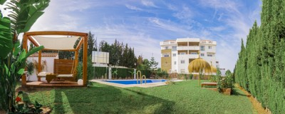 Refurbished 1, 2 and 3 bedroom apartments for sale in Nueva Andalucia