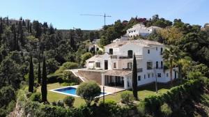 Villa Sprzedaż Nieruchomości w Hiszpanii in El Madroñal, Benahavís, Málaga, Hiszpania