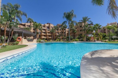 2 bedroom apartment with private gardens for sale at Terrazas de Costalita