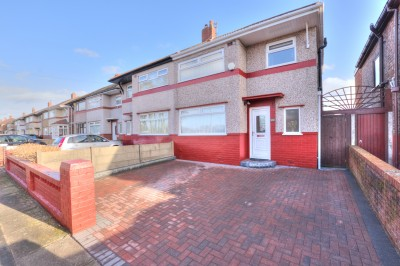Bridge Lane, Bootle - well presented semi detached house, long rear garden, driveway, 3 bedrooms, modern kitchen, modern shower room, close to local schools & shops.