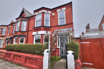 Park View, Waterloo, spacious end terraced house, close to schools, parks and shops, 4 bedrooms, character features, woodburner.