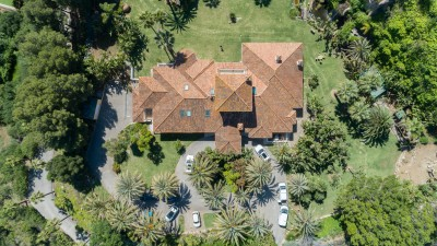 Private Estate for sale at Mijas Costa with a large villa plus stables standing on 36,000 m2 plot