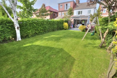 Myers Road East, Crosby, extended semi detached house, long South facing rear garden, modern kitchen/family room, well presented, 3 bedrooms, close to schools