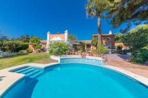 Villa for sale in San Pedro Alto, Marbella, Málaga, Spain