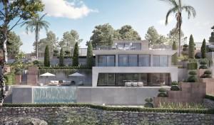 Villa for sale in Punta Chullera, Manilva, Málaga, Spain