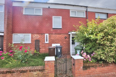 Stanton Close, Bootle, terraced house, ideal for first time buyers, close to schools, no chain, rear courtyard garden, 3 bedrooms.
