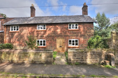 Lunt Lane, Lunt. Detached Grade II listed cottage in semi-rural location - needs updating but so much potential - No Chain