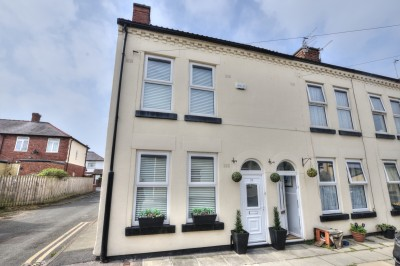 Sussex Street, Brighton-le-Sands, character end terraced house, 3 bedrooms, well presented, modern kitchen and bathroom, close to the seafront.
