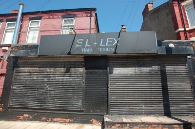 Carisbrooke Road, Walton, commercial property, would suit a variety of businesses, formerly a hairdressers.