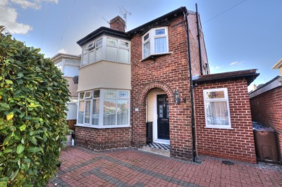 Marlborough Road, Crosby, extended semi detached house, close to schools & shops, well presented, 5 bedrooms, 2 bathrooms, rear garden, front parking.
