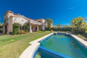 Villa for sale in Guadalmina, Marbella, Málaga, Spain