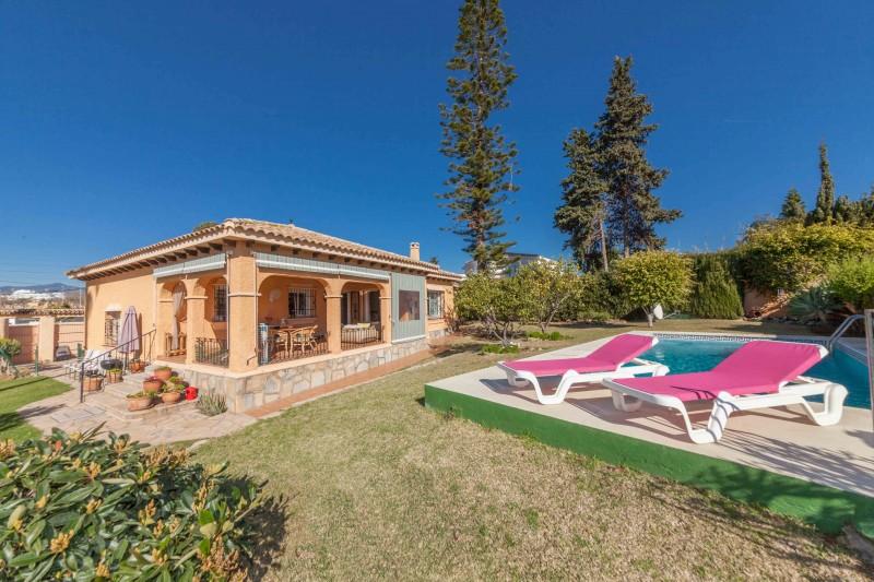 Single story villa San Pedro de Alcantara-3