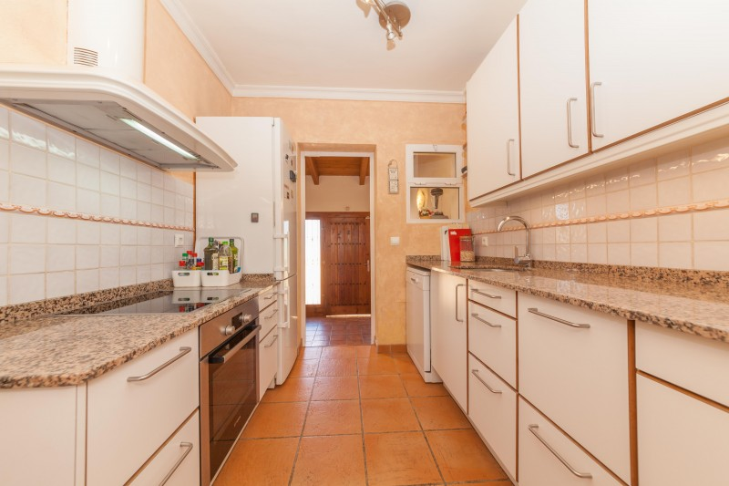 Single story villa San Pedro de Alcantara-14