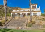 Fachada- Tarifa Villa La Peña