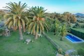 Pool view  -  Tarifa Villa La Peña