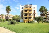 Front Line Beach Apartment In Atlanterra, Tarifa