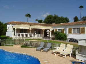 1771 - Villa For rent in Elviria, Marbella, Málaga, Spain