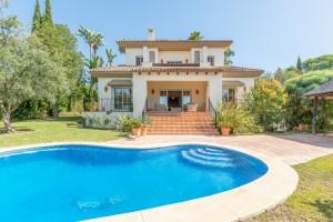 1974 - Villa For rent in Elviria, Marbella, Málaga, Spain