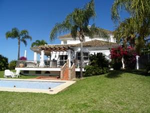 2027 - Villa For rent in Elviria, Marbella, Málaga, Spain