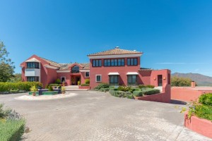 Beautiful, luxurious Mansion in Elviria