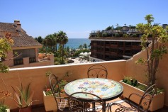 709113 - Atico - Penthouse for sale in Puerto Banús, Marbella, Málaga, Spain