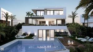 Villa for sale in East Estepona, Estepona, Málaga, Spain