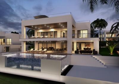 780776 - Villa For sale in Nueva Andalucía, Marbella, Málaga, Spain