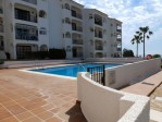 Tidy apartment with great all round sea, mountain and coastal views.