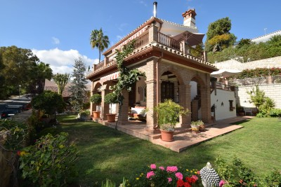 Immaculate 3 bedroom villa in Torrenueva, Mijas Costa