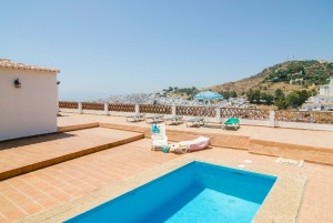 168736 - Detached Villa for sale in Torrox, Málaga, Spain