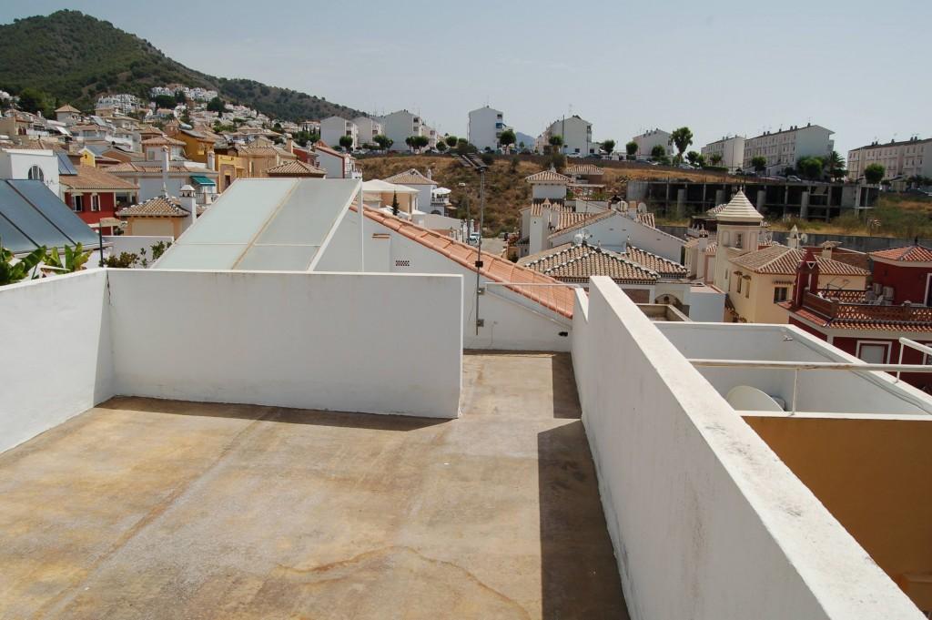 Roof terrace b