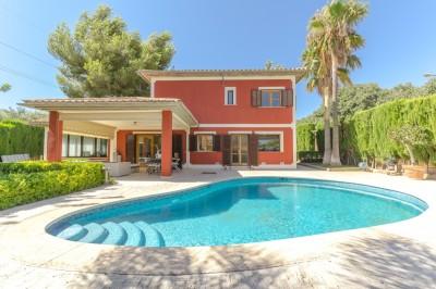 Villa direkt am Son Quint Golfplatz kaufen in Palma, Mallorca