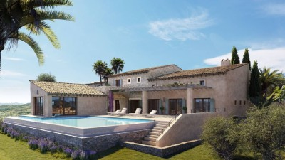 767099 - New Development For sale in Santa Maria del Camí, Mallorca, Baleares, Spain