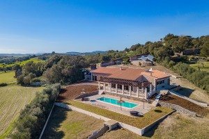 Luxurious country property for sale in Santa Margalida, Mallorca
