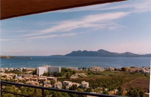 Apartment in Puerto de Pollença Property Mallorca
